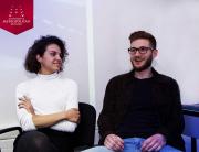 Kada kreativnost i ljubav nađu put do uspeha – motivaciono predavanje Danilo & Sharon