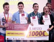 Najbolji MET Biz-ovci – tim Pineapple osvojio vaučer od 1.000€