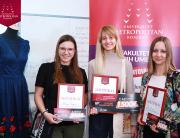 Jelena Šovljanski pobednica takmičenja MET Future Fashionista