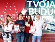 Talentovani srednjoškolci osvojili besplatne četvorogodišnje školarine – MET Talenti 2019.