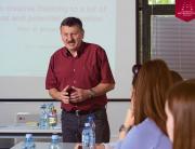 """Radionica """"Proces regrutacije i selekcije kadrova"""" u Kreativnom centru na Metropolitan univerzitetu u Nišu"""