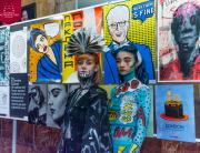 Studenti UM-a iz Niša oslobodili UM u Noći muzeja fenomenalnom izložbom