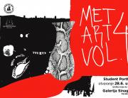 Met art vol. 4 – godišnja izložba radova studenata UM-a iz Niša