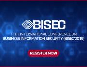 Međunarodna konferencija o bezbednosti informacija – BISEC'2019