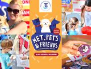 Humanitarna akcija MET, Pets & Friends na Kalemegdanu