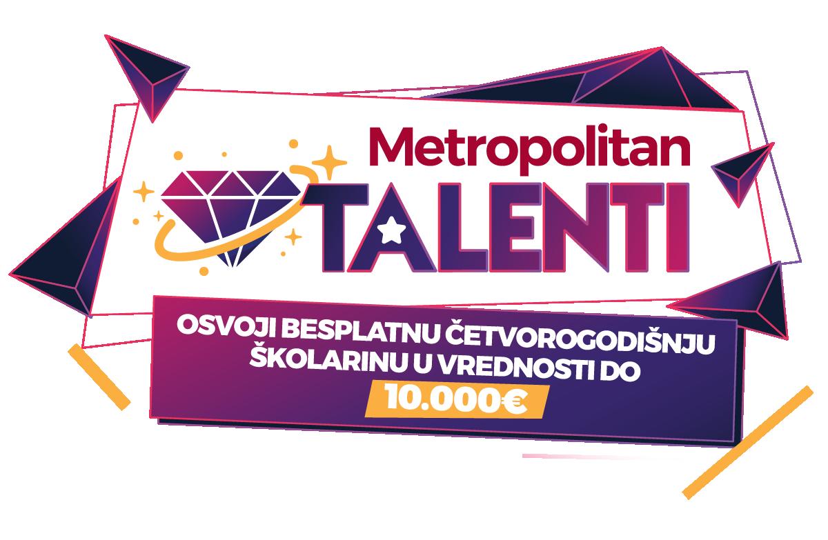 Metropolitan Talenti - Najava