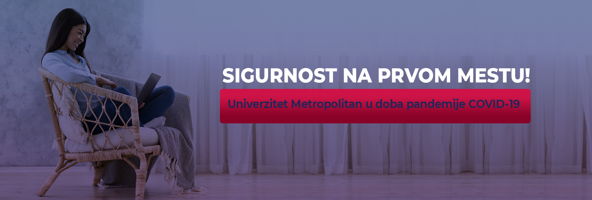 COVID-19 Univerzitet Metropolitan