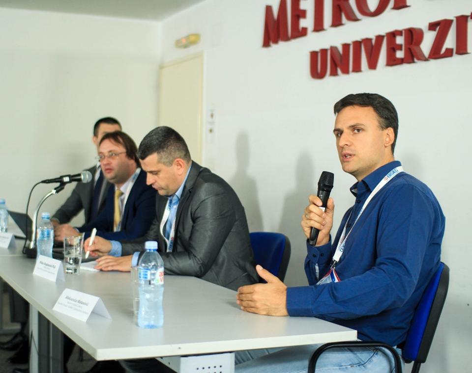 Master akademske studije - Univerzitet Metropolitan