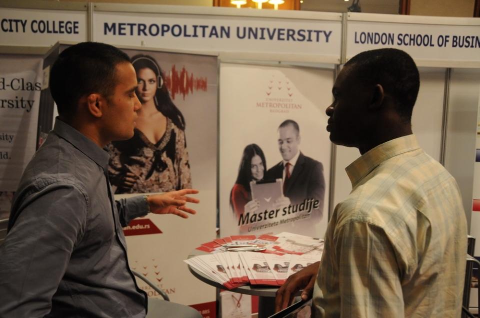 MBA Fair 2012-03