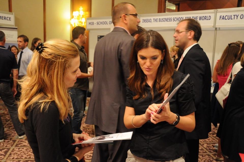 MBA Fair 2012-13