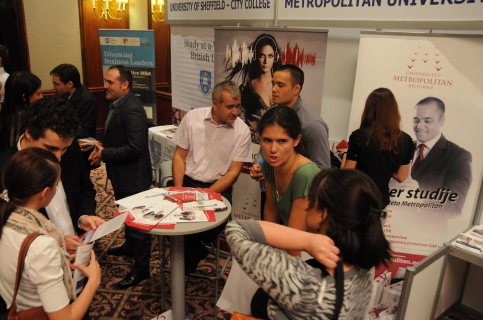 MBA Fair 2012-14